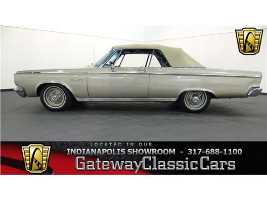 1965 Dodge Coronet 500 for sale in Indianapolis, Indiana 46268