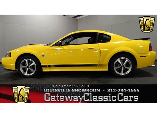 2004 Ford Mustang for sale in Memphis, Indiana 47143