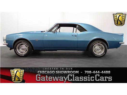 1967 Chevrolet Camaro for sale in Tinley Park, Illinois 60487