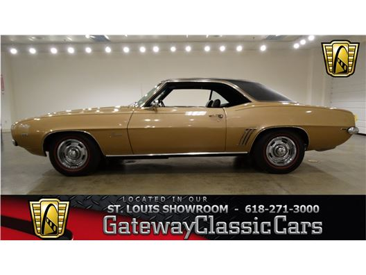 1969 Chevrolet Camaro for sale in O'Fallon, Illinois 62269