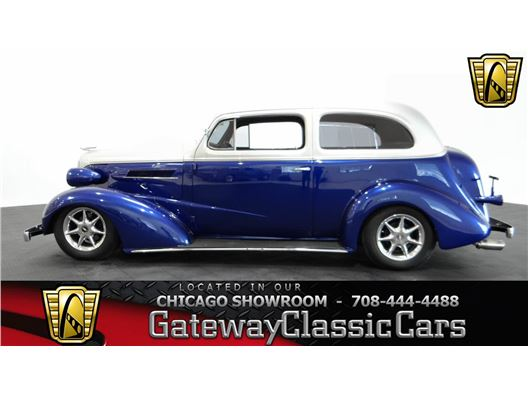 1937 Chevrolet 2 Door for sale in Tinley Park, Illinois 60487