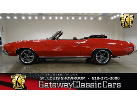 1972 Buick Skylark for sale in O'Fallon, Illinois 62269
