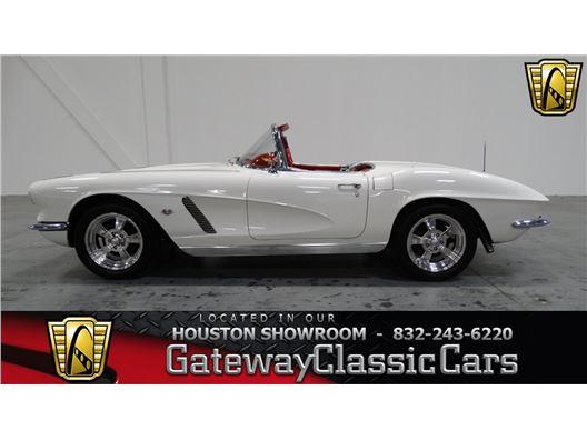 1962 Chevrolet Corvette for sale in Houston, Texas 77060