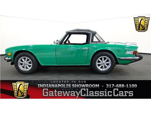 1976 Triumph TR6 for sale in Indianapolis, Indiana 46268