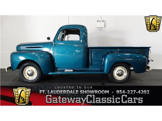 1949 Ford F1 Pickup for sale in Coral Springs, Florida 33065