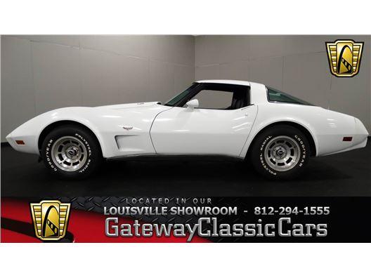 1979 Chevrolet Corvette for sale in Memphis, Indiana 47143