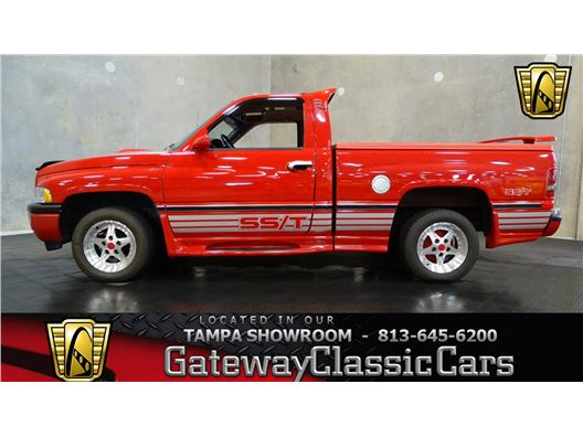 1998 Dodge Ram for sale in Ruskin, Florida 33570