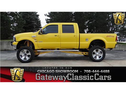 2006 Ford F250 for sale in Tinley Park, Illinois 60487