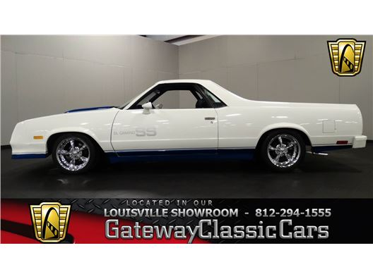 1985 Chevrolet El Camino for sale in Memphis, Indiana 47143