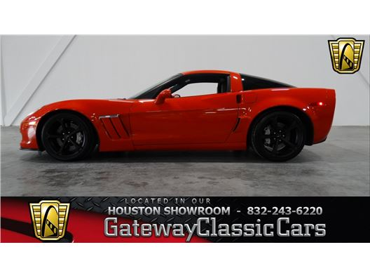 2012 Chevrolet Corvette for sale in Houston, Texas 77060