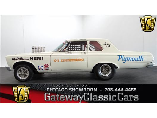 1965 Plymouth Belvedere for sale in Tinley Park, Illinois 60487