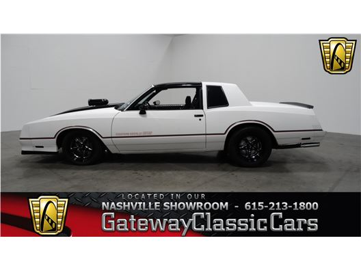 1985 Chevrolet Monte Carlo SS for sale in La Vergne, Tennessee 37086