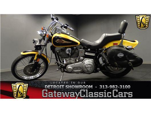 1986 Harley-Davidson FX WG for sale in Dearborn, Michigan 48120