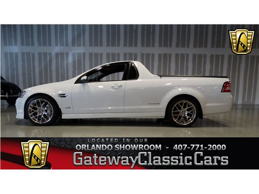 2012 Holden UTE for sale in Lake Mary, Florida 32746