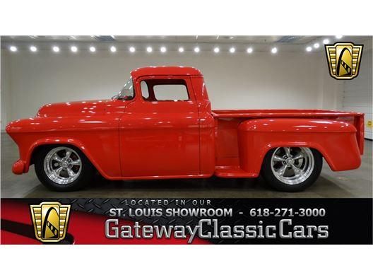 1955 Chevrolet Pickup for sale in O'Fallon, Illinois 62269
