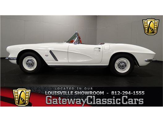 1962 Chevrolet Corvette for sale in Memphis, Indiana 47143