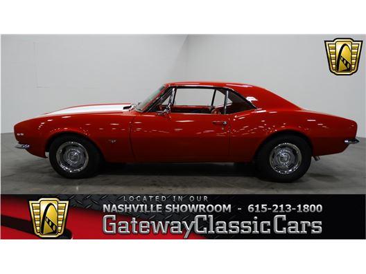 1967 Chevrolet Camaro SS for sale in La Vergne, Tennessee 37086