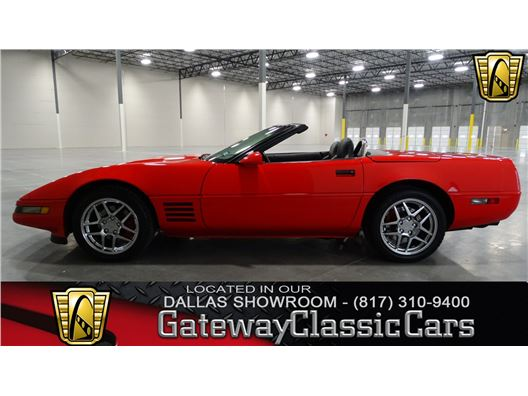 1994 Chevrolet Corvette for sale in DFW AIRPORT, Texas 76051