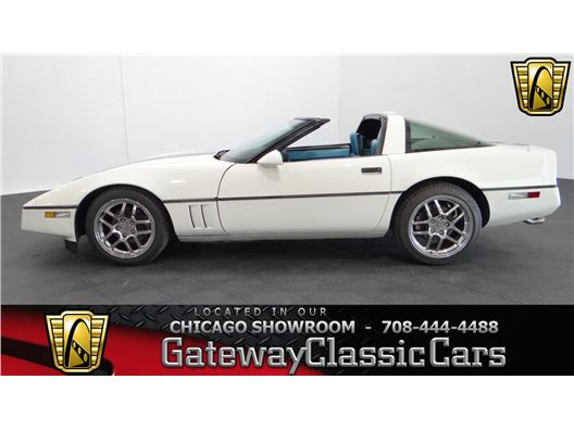 1986 Chevrolet Corvette for sale in Tinley Park, Illinois 60487