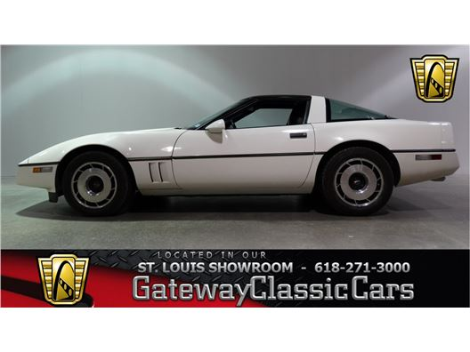 1985 Chevrolet Corvette for sale in O'Fallon, Illinois 62269