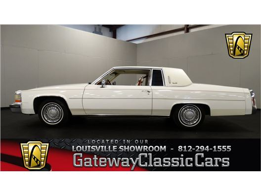 1980 Cadillac DeVille for sale in Memphis, Indiana 47143