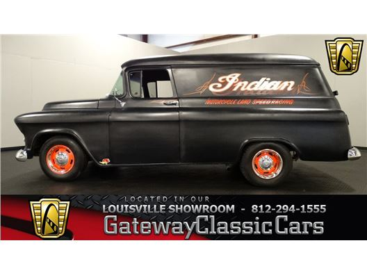1956 Chevrolet Panel Truck for sale in Memphis, Indiana 47143