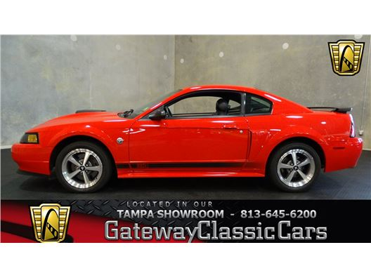 2004 Ford Mustang for sale in Ruskin, Florida 33570