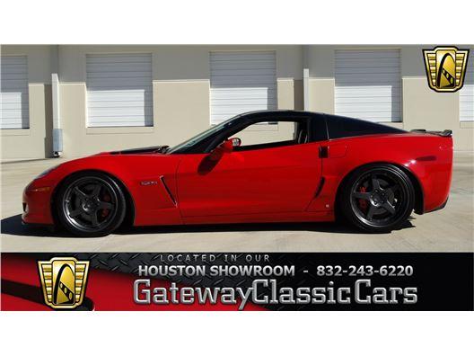2007 Chevrolet Corvette for sale in Houston, Texas 77060