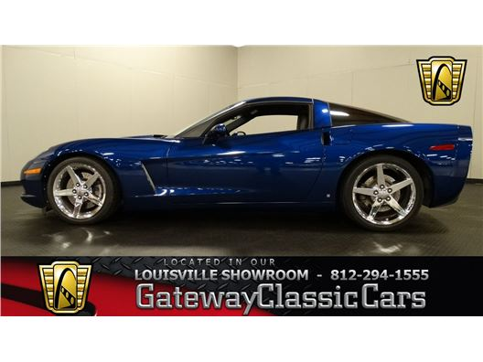 2007 Chevrolet Corvette for sale in Memphis, Indiana 47143