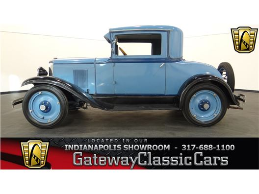 1929 Chevrolet Coupe for sale in Indianapolis, Indiana 46268