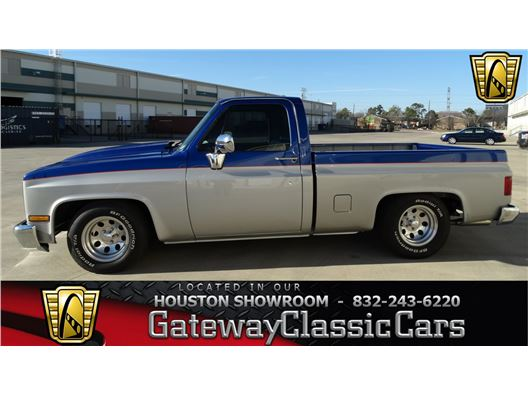1981 Chevrolet C10 for sale in Houston, Texas 77060