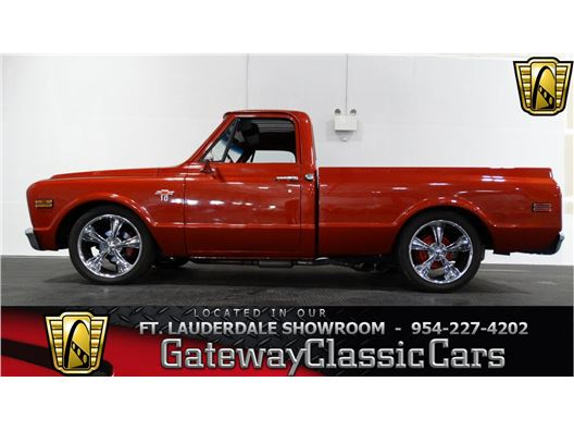 1971 Chevrolet C10 for sale in Coral Springs, Florida 33065