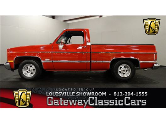 1983 Chevrolet C10 for sale in Memphis, Indiana 47143