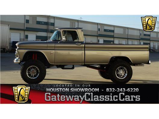 1963 Chevrolet C20 for sale in Houston, Texas 77060