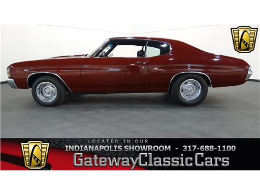 1971 Chevrolet Chevelle for sale in Indianapolis, Indiana 46268