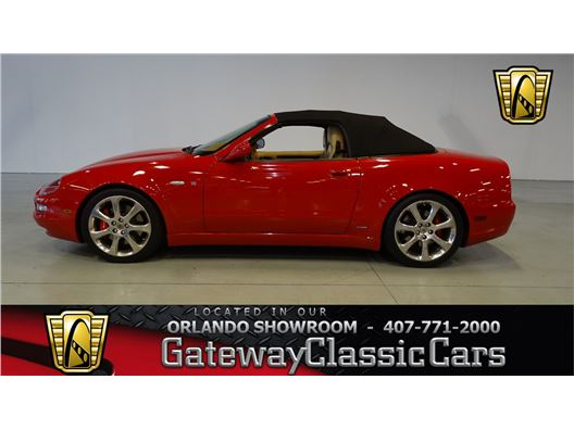 2004 Maserati Spyder for sale in Lake Mary, Florida 32746