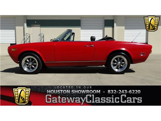 1978 Fiat 124 for sale in Houston, Texas 77060
