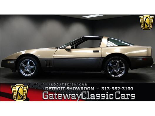 1985 Chevrolet Corvette for sale in Dearborn, Michigan 48120