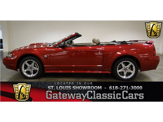 2004 Ford Mustang for sale in O'Fallon, Illinois 62269