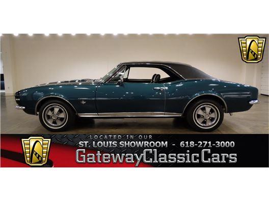1967 Chevrolet Camaro for sale in O'Fallon, Illinois 62269