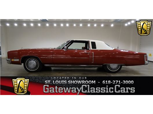 1972 Cadillac Eldorado for sale in OFallon, Illinois 62269