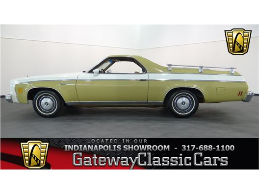 1974 Chevrolet El Camino for sale in Indianapolis, Indiana 46268