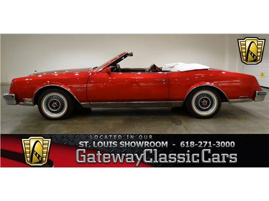 1984 Buick Riviera for sale in O'Fallon, Illinois 62269