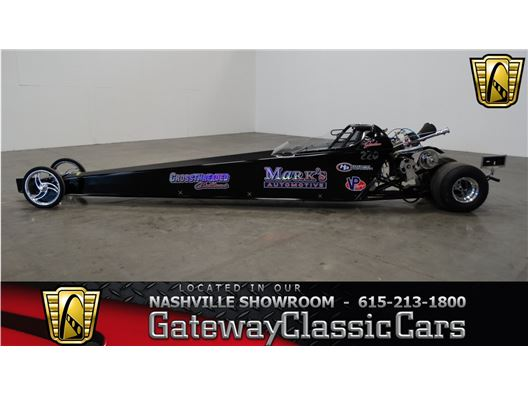 2009 BOS Half Scale Jr. Dragster for sale in La Vergne, Tennessee 37086