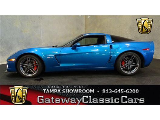 2008 Chevrolet Corvette for sale in Ruskin, Florida 33570