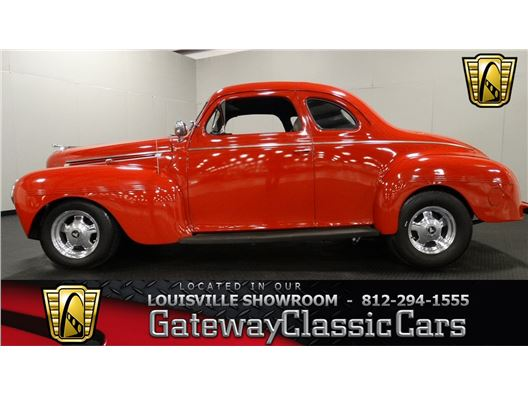 1940 Dodge Business Coupe for sale in Memphis, Indiana 47143