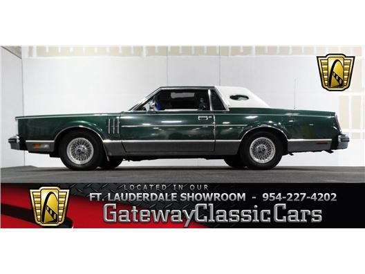 1981 Lincoln Mark VI Signature for sale in Coral Springs, Florida 33065