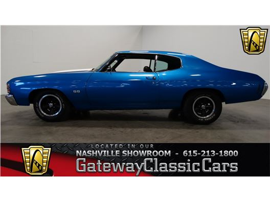 1971 Chevrolet Chevelle for sale in La Vergne, Tennessee 37086