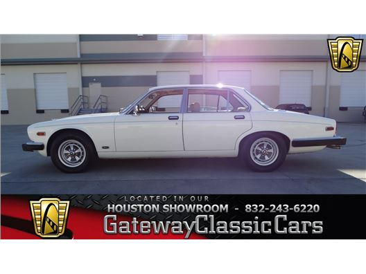 1986 Jaguar XJ-6 for sale in Houston, Texas 77060