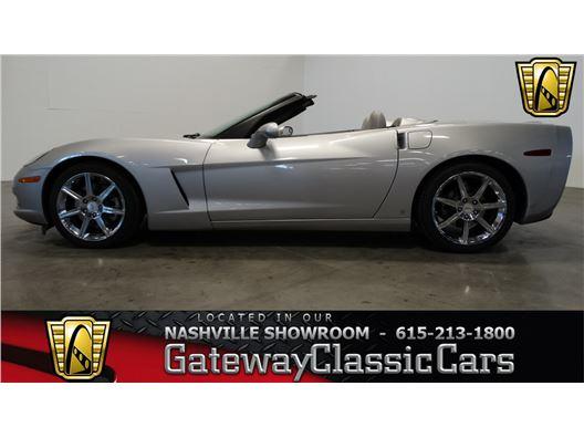 2006 Chevrolet Corvette for sale in La Vergne, Tennessee 37086